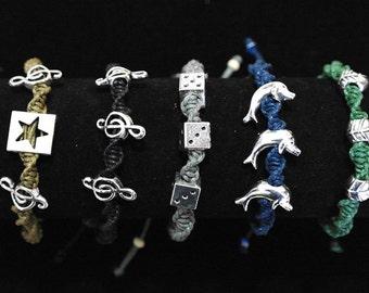 Weaving trio bracelet