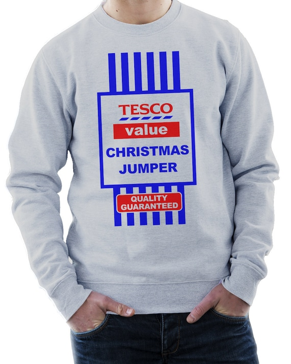 tesco christmas jumper
