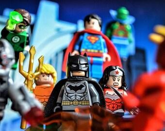 Lego Wallpaper Etsy