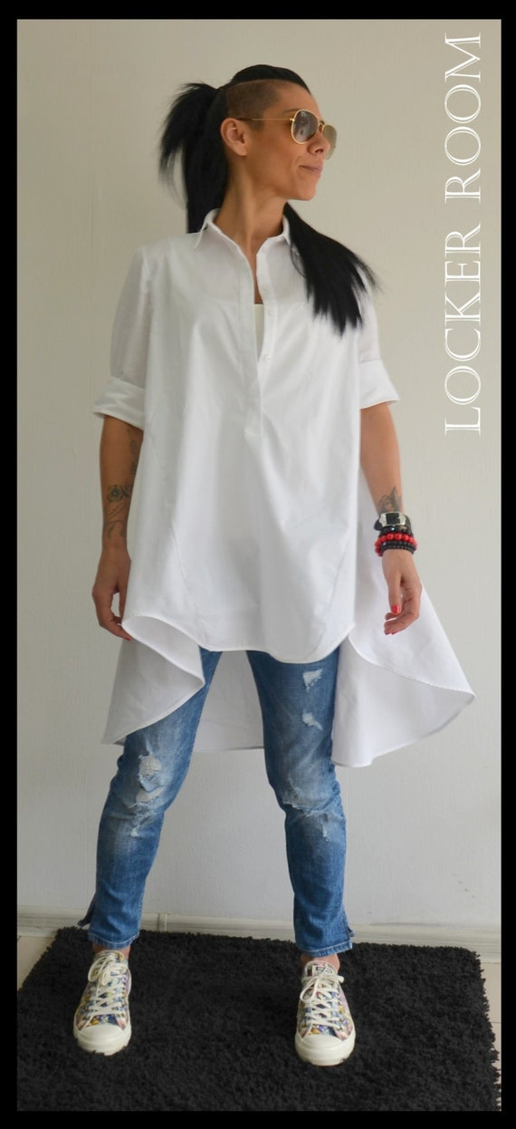 Clothing Women Tunic Plus Summer Shirt White Blouse Size Tunic Shirt Plus Maternity Shirt Size Clothing Top 6pXPqw