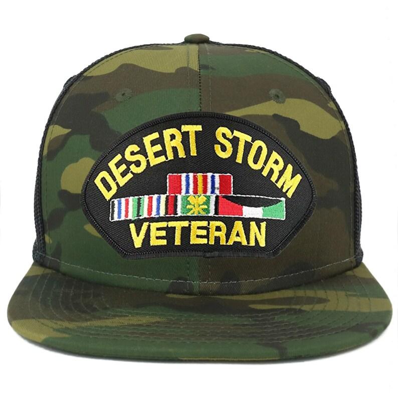 db3ddad1fe2e44 Oversize XXL Desert Storm Veteran Large Patch Camouflage | Etsy
