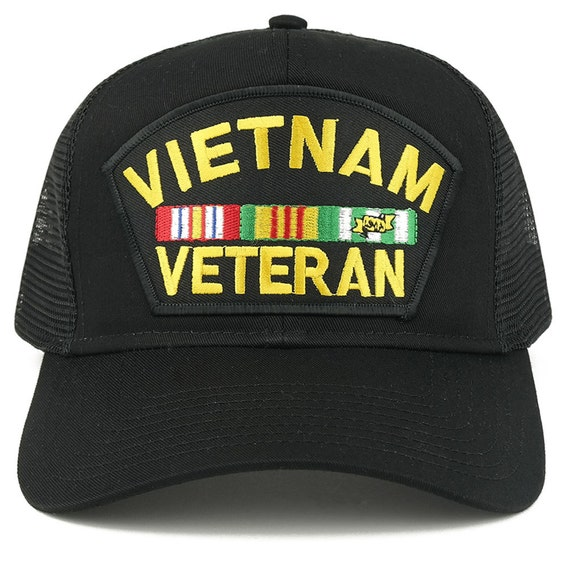 157850d4950 Military Vietnam Veteran Large Embroidered Iron on Patch