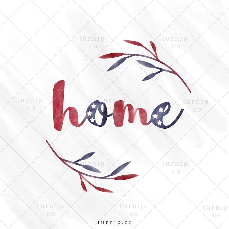 July 4th sublimation clipart png graphic