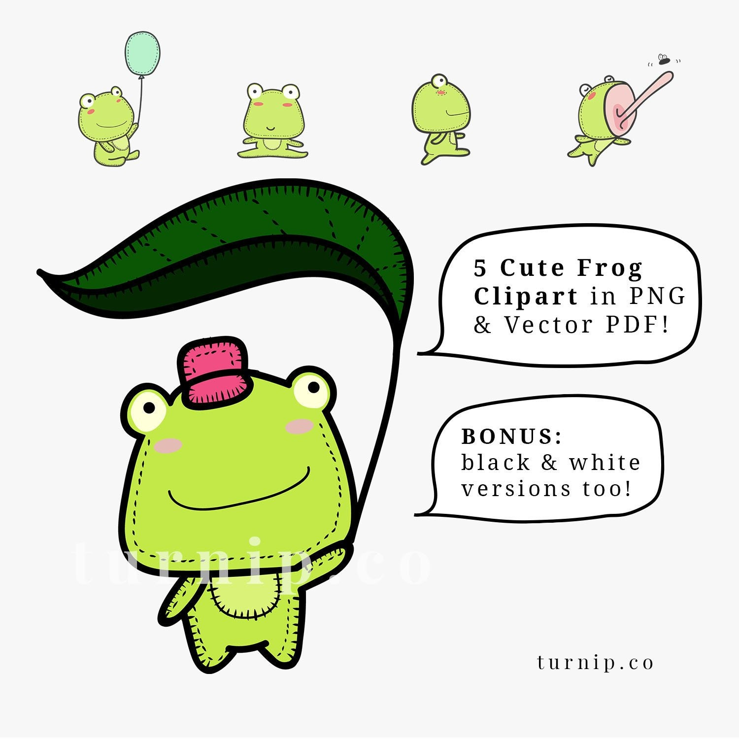 Cute Frog Clipart Cartoon Images Cartoon PNG