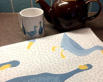 Mugs and Tea Towels