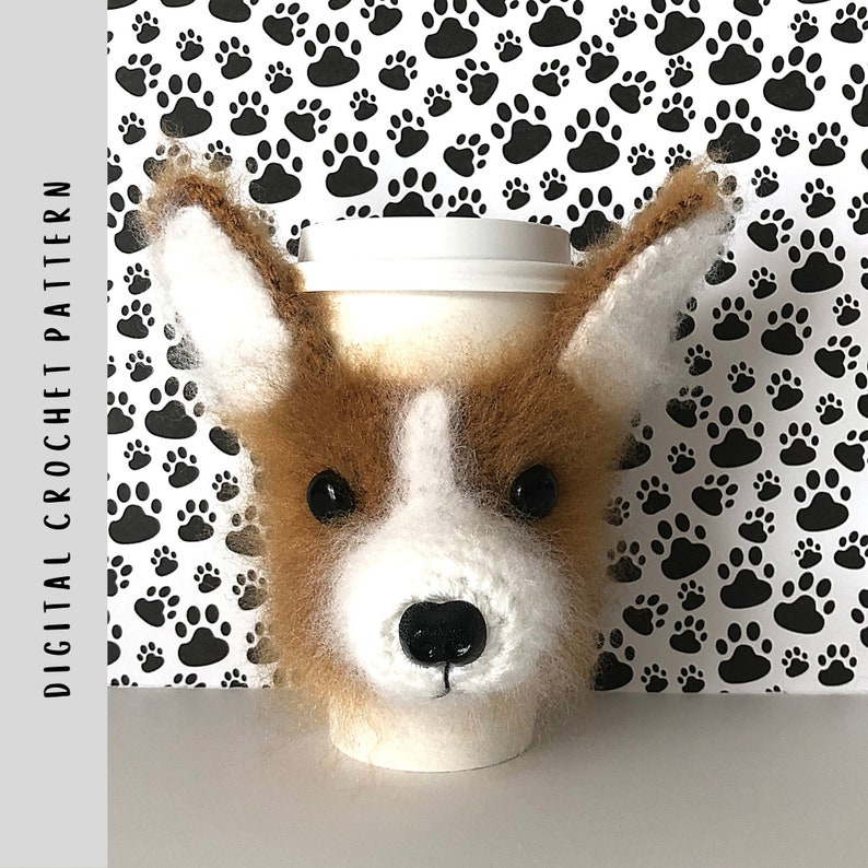 Pembroke Welsh Corgi - Amigurumi Crochet Tiny Dog Stuff Animal ... | 794x794