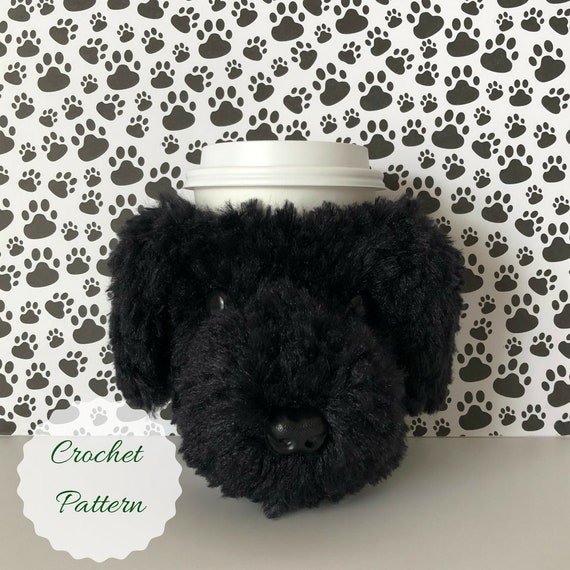 Portuguese Water Dog Crochet Pattern Crochet Dog Pattern
