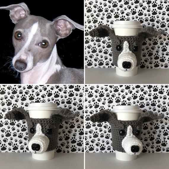 Greyhound Crochet Pattern Italy Greyhound Crochet Greyhound Etsy