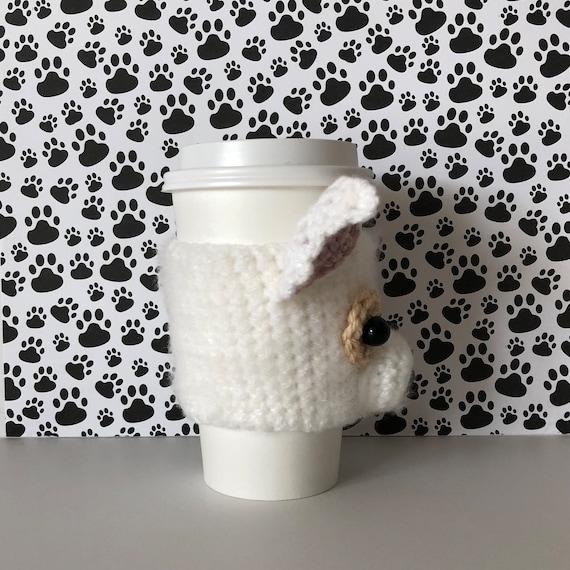 Crochet Chihuahua Pattern Dog Mug Cozy Pattern Crochet Kit | Etsy