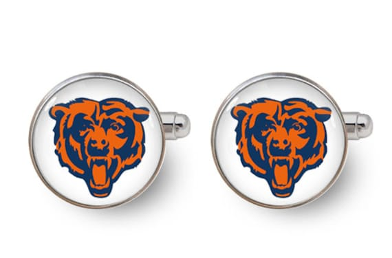 A Great Christmas Birthday Gift Idea For Men And Boys Chicago Bears Official American Football Gift Badge