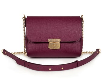 Leather Crossbody Bag eb987d29ec486