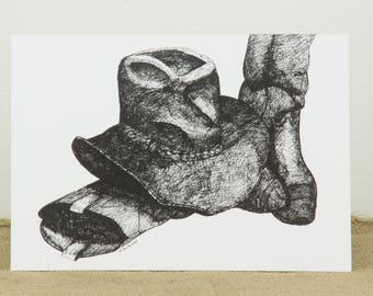pen ink drawings illustrations etsy ca