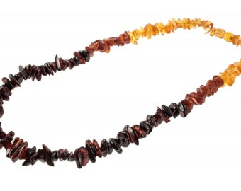 Baltic Natural Raw Amber Necklace Beads