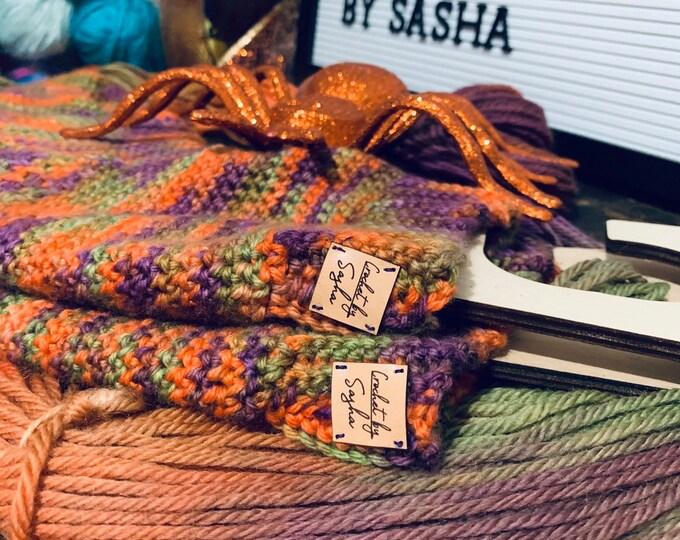 Featured listing image: Custom Hocus Pocus socks (october 1 ship date)