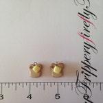 Buttered Toast Charm - Miniature Toast Jewelry - Mini Buttery Toast - Tiny Toast - Miniature Food Charm - Mini Food Jewelry