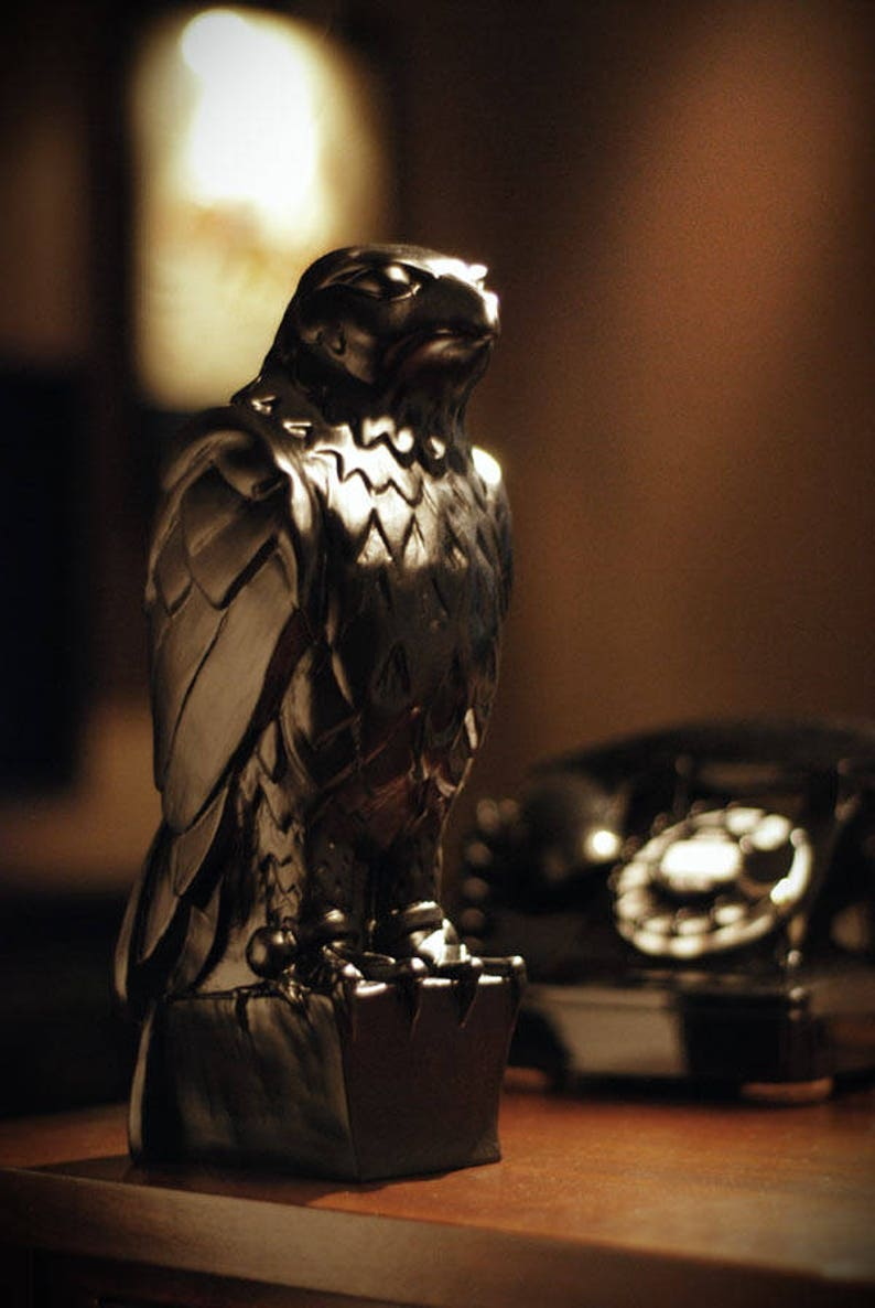 Maltese Falcon  Weighted image 0