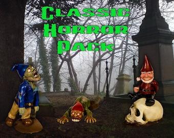 Evil Gnomes: Classic Horror Pack