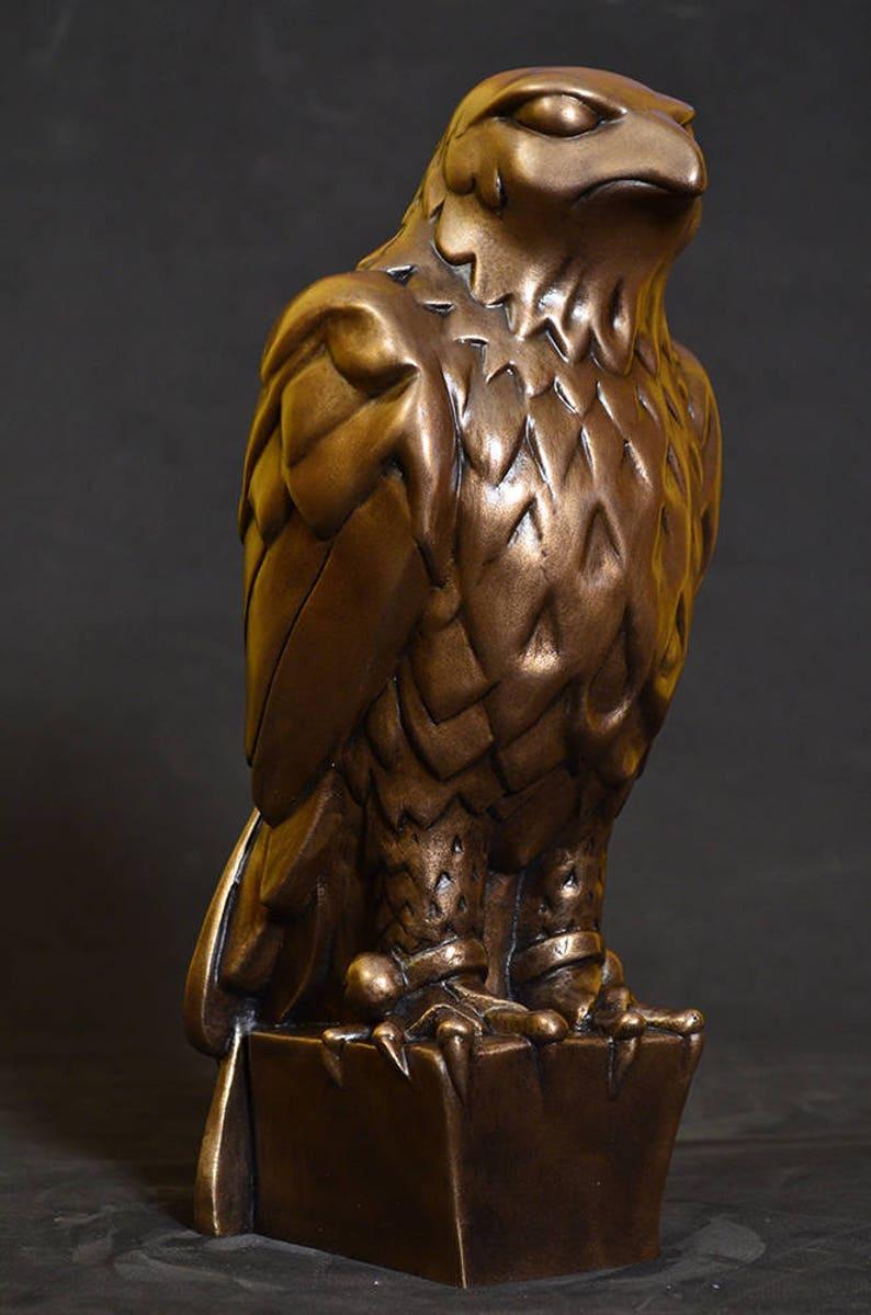 Maltese Falcon  Cold cast bronze image 0