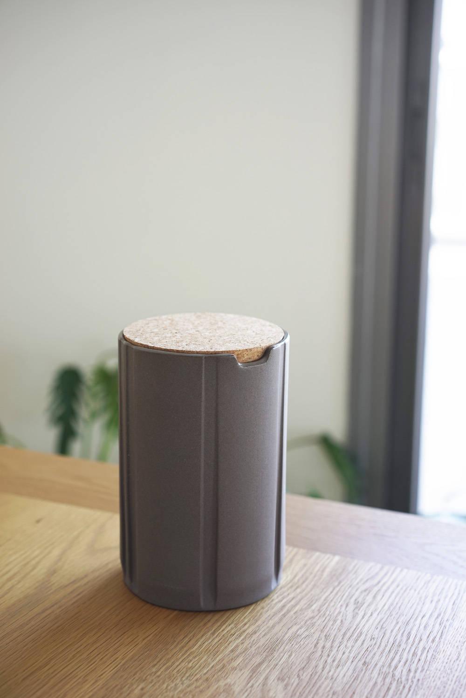 Keramik Kaffee Dose Kaffee Glas Kaffee-Geschenk Küche