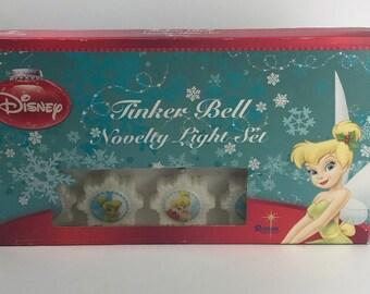 Reserved for Peg - 11.5' Tinkerbell Christmas Light Set