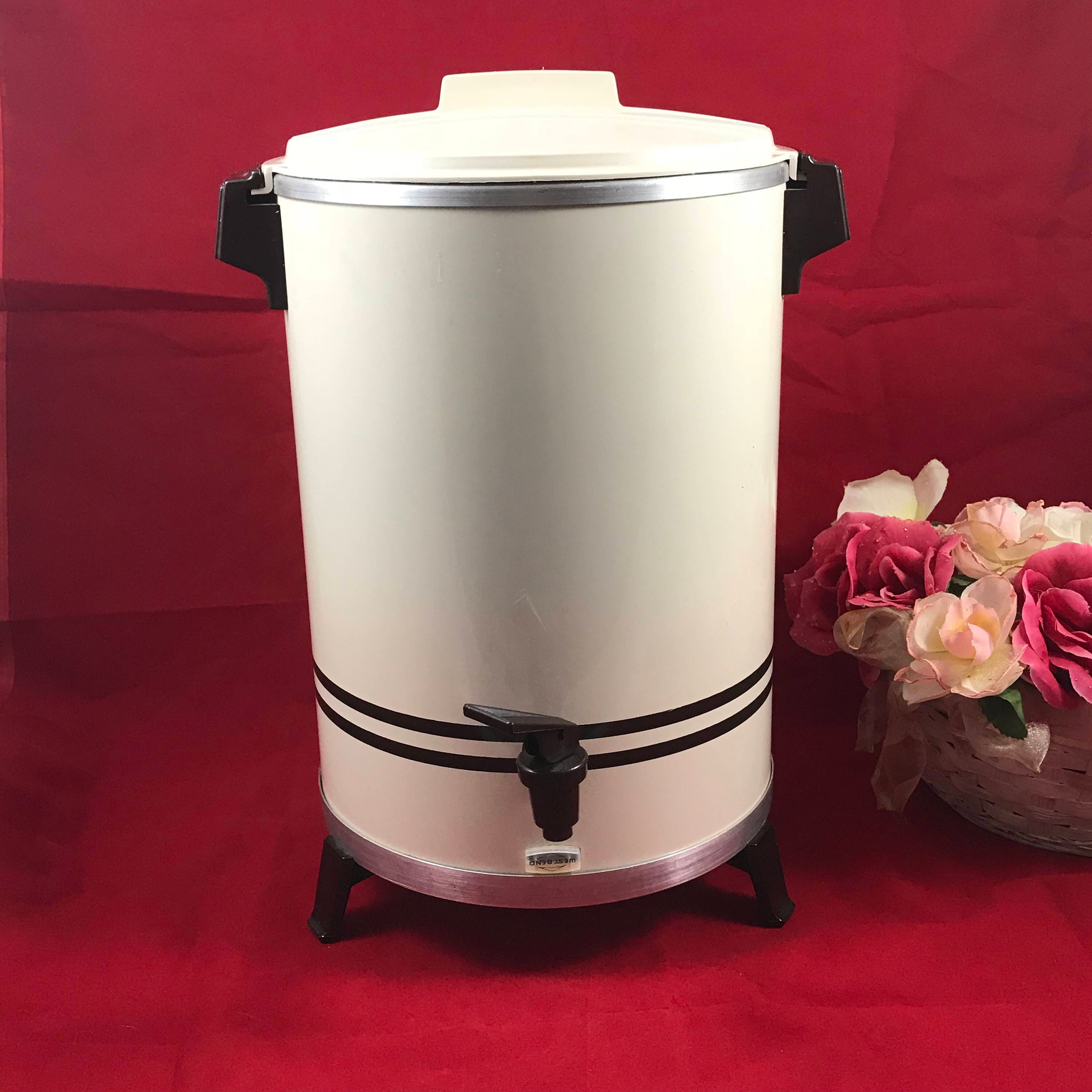 30 Cup Electric Coffee Maker