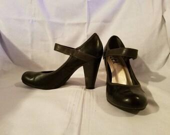 926cd4ffae811 Black evening shoes | Etsy