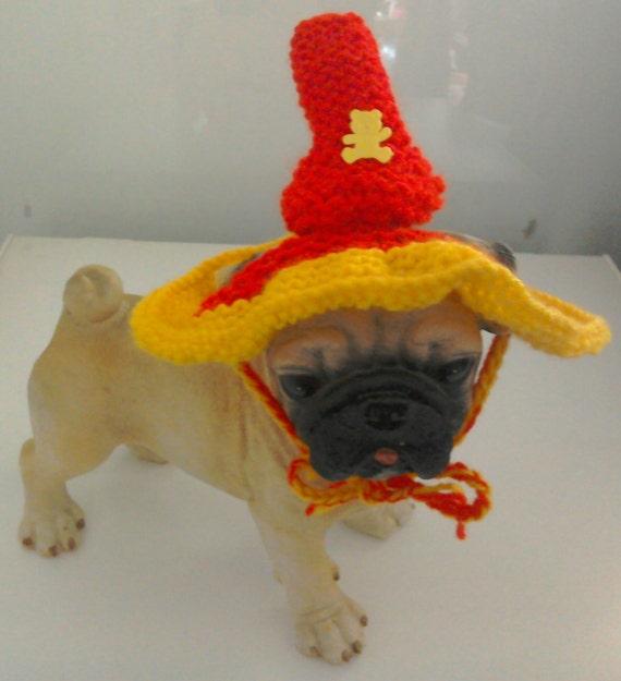 De punto sombrero de gato perro sombrero sombreros para  a2d38e5a054