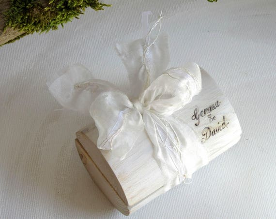 Wedding Ring box * Design as in Brides Magazine  *  Wooden ring box * Engagement Ring box *  ring box * Hand  Made in Wales