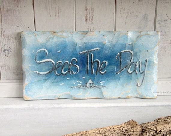 Custom sign * Wooden Sign * Beach Hut Sign * Personalised room sign * Beach Art * Wales