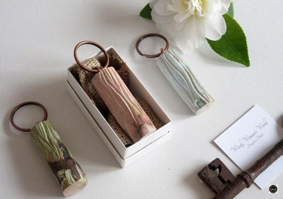 keyring * keychain *  keyholder * keyfob * Carved keychain * Giftboxed keychain * Handmade in Wales * Welsh Gift
