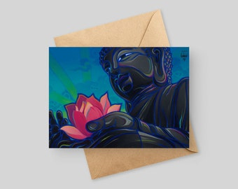 State of the Heart - 5x7 Greeting Card