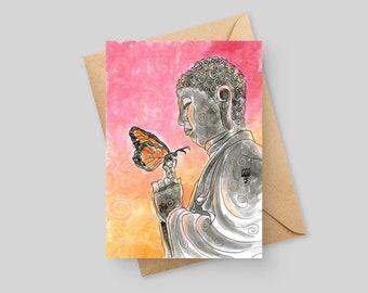 Transformation - 5x7 Greeting Card