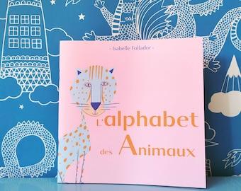 Book The Alphabet of Animals