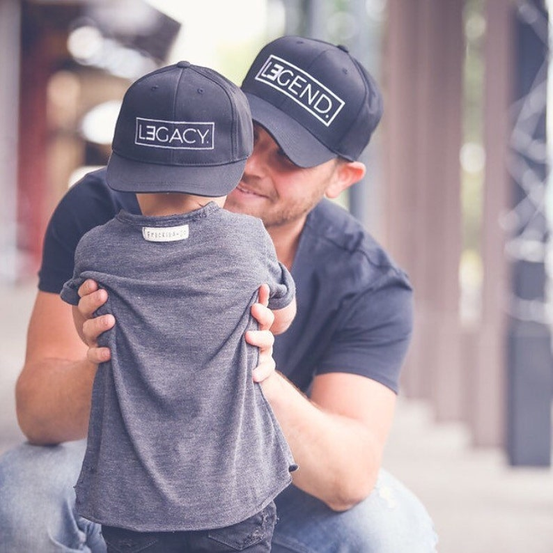 beb961ef8ca Daddy and Me Hats Daddy and Son Hats Dad and Son Dad and