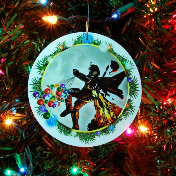 image 0 - Star Wars Christmas Decorations