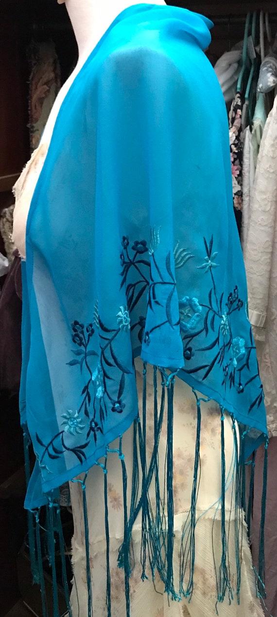 Shawl  Vintage Shawl Women's Clothing Evening Wear