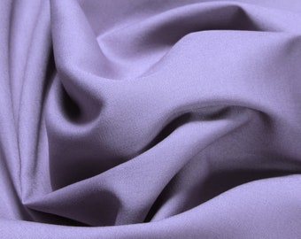 "Meterware NEU  Baumwollstoff /""Rosen Lavendel /"" 0,5 m x1,45 m lavendel rosa"