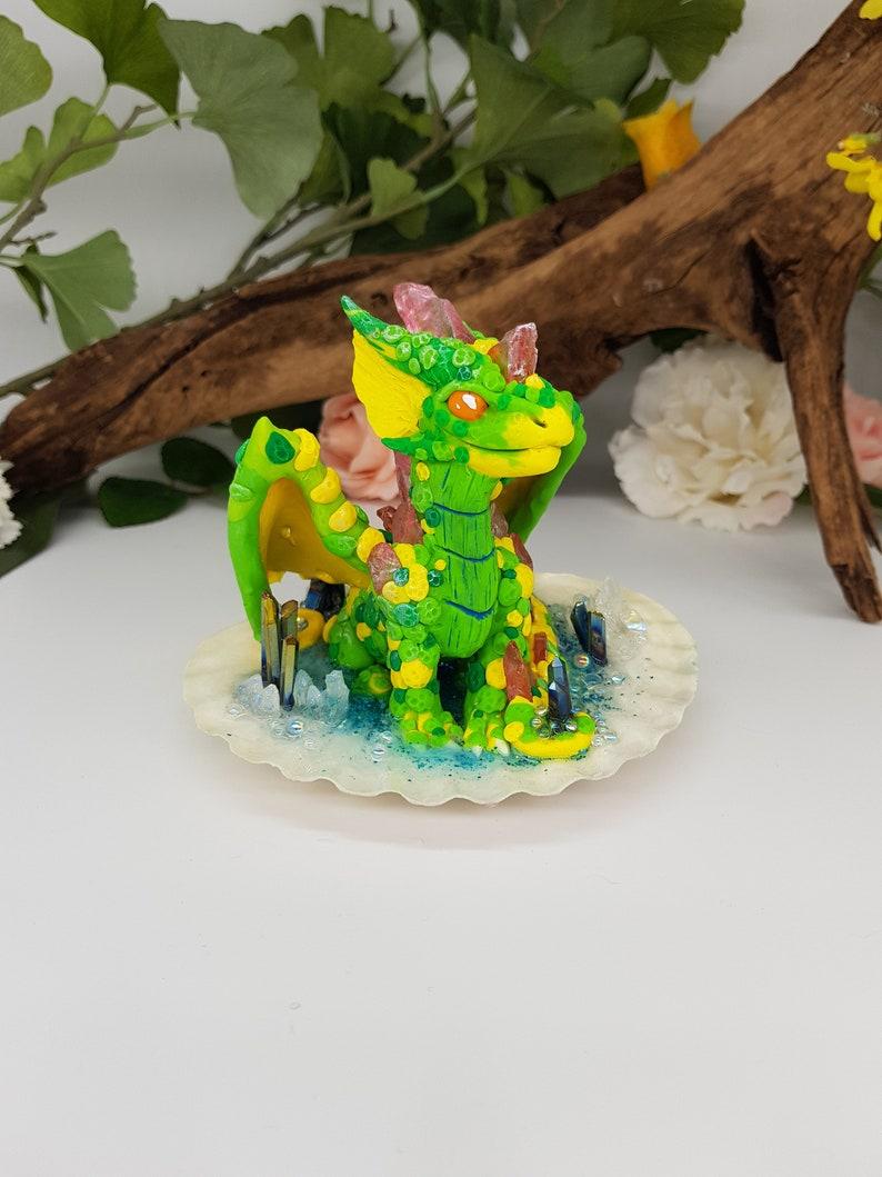 Green Tide Pool Dragon