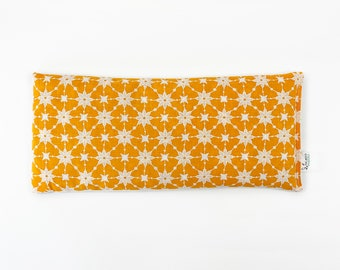 Original Small Corn Bag / Orange White Cream / Hot Cold Pack / Starburst