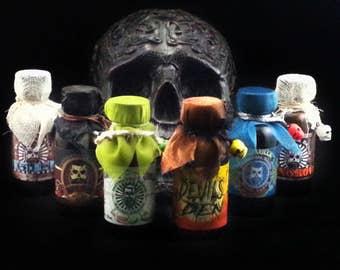 Pick 5 Grab Bag! Oils and or Balms Instigator Brand Beard Armor