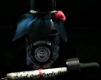 Bay Rum/Black Cherry: Gasparilla Beard Oil