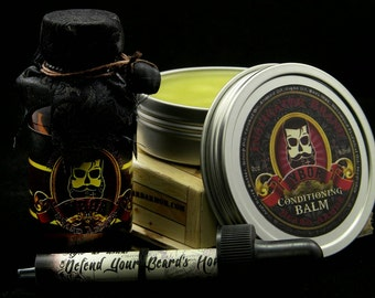 Cigar Inspired: Ybor Oil/Balm Combo
