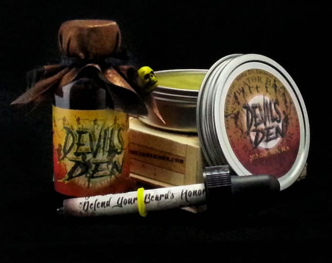 Featured listing image: Devil's Den: Oil/Balm Combo