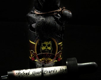 Cigar Inspired: Ybor Instigator Brand Beard Armor Beard Oil