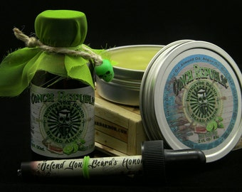 Key Lime Pie: Conch Republic Oil/Balm Combo