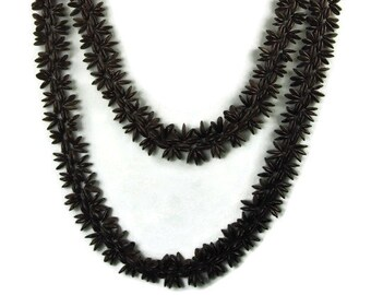Vintage Apple Seed Necklace