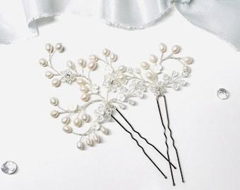 Mia Rose hairpins set of 2