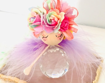 Lolli and Shell Over the Rainbow wishing Fairy
