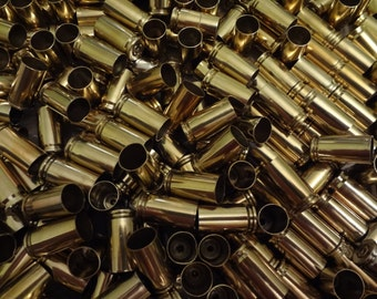 9mm Once Fired Range Brass-1000 Pieces