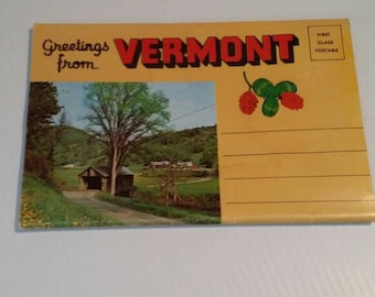 Post Cards, Vermont